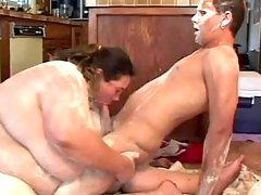 Watch amazing big tits at work