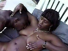 Black BBW porn