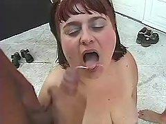 BBW Cum Porn