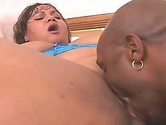 Beefy cock meets round fat butt