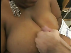 Black mature bbw fucked in her fleshy vagina